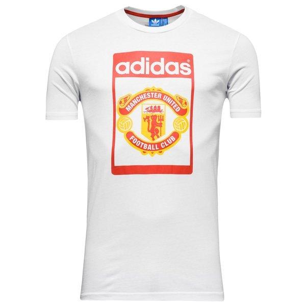 adidas originals manchester united t-shirt