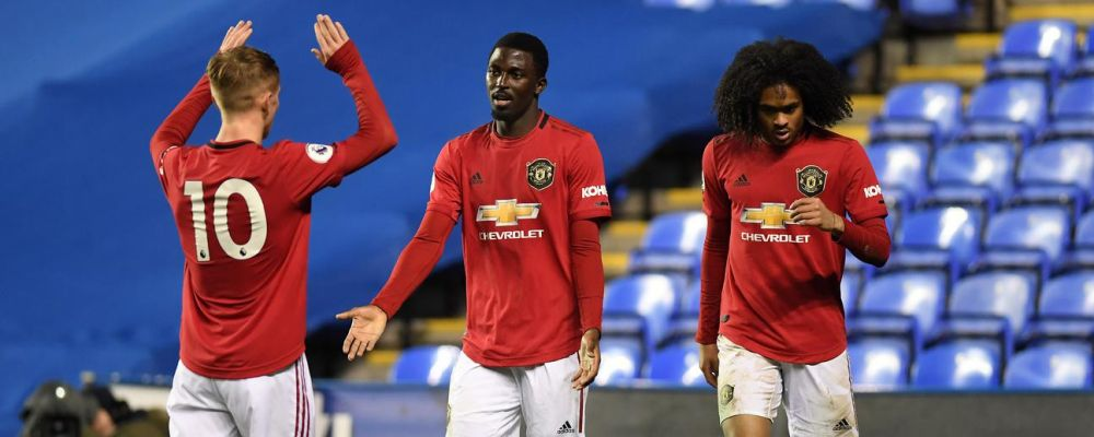 Premier League 2: Reading - Manchester United 1:4   ManUtd.pl - Serwis kibiców klubu Manchester United