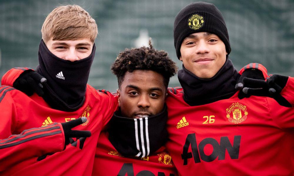 Manchester United najmłodszą drużyną Premier League w tym