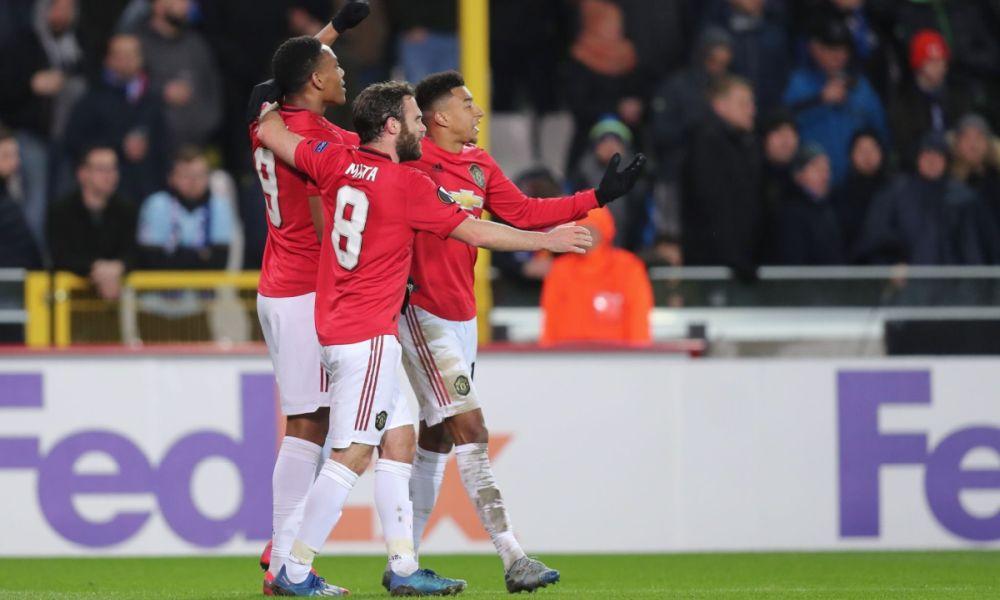 Bezbarwny Manchester United nie potrafił pokonać Club Brugge | ManUtd.pl - Serwis kibiców klubu Manchester United