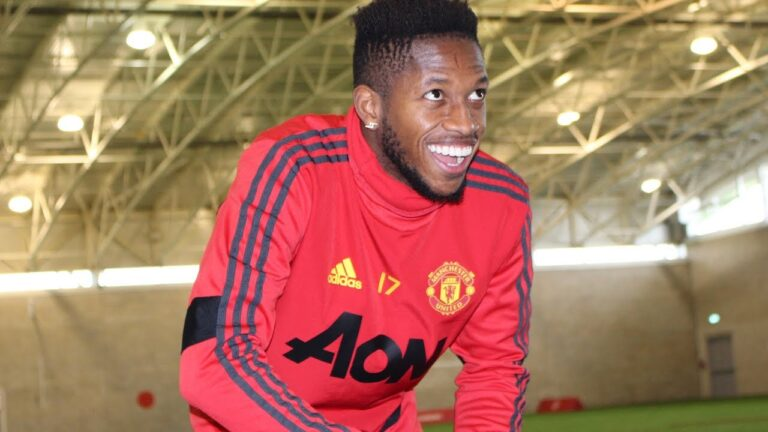 Wideo: Fred opowiada o życiu w Man Utd w wywiadzie dla kanału UnitedPeoplesTV
