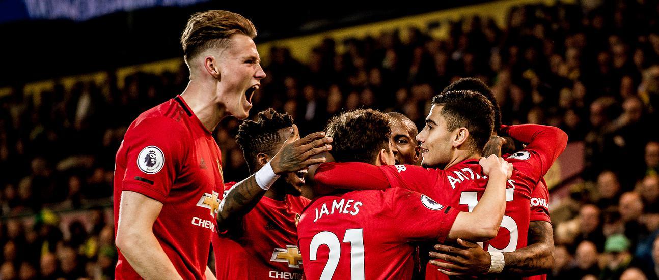 Przekonująca wygrana z Brighton   ManUtd.pl - Serwis kibiców klubu Manchester United