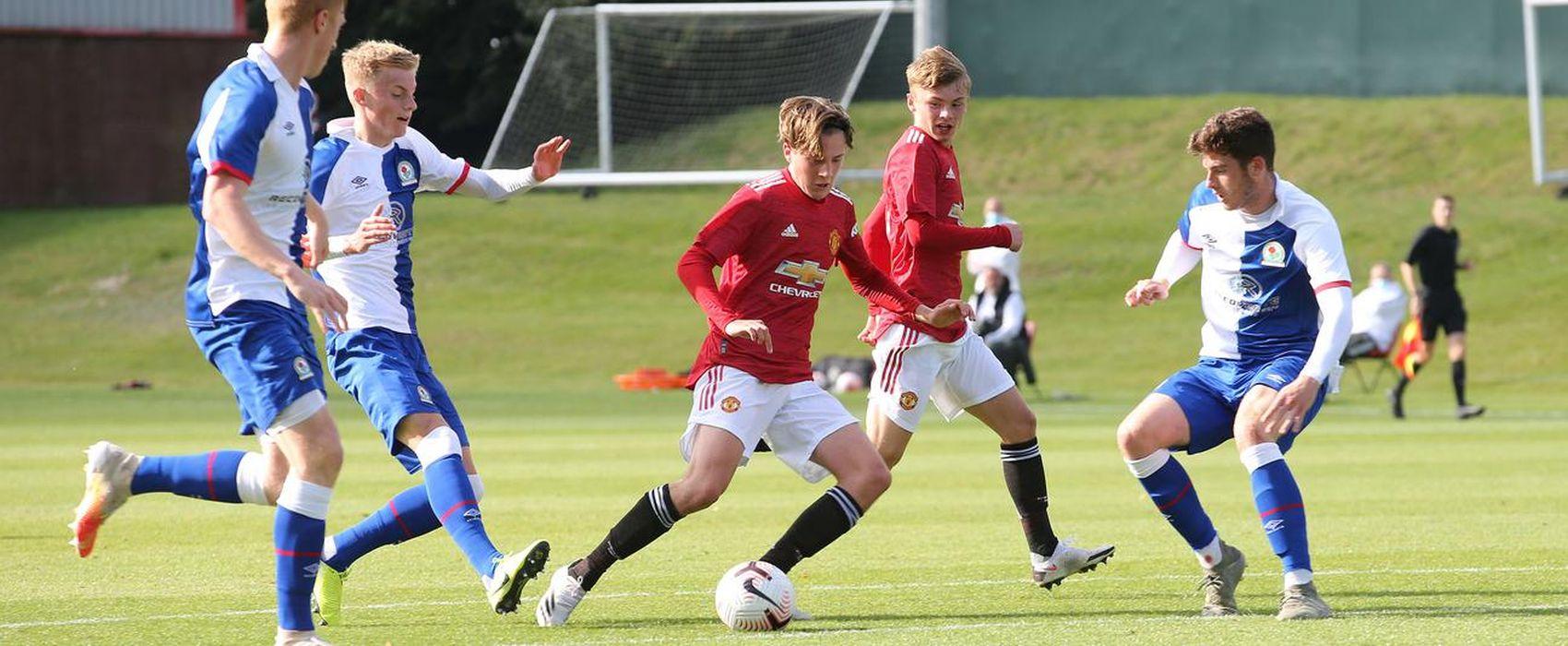 U-18 Premier League: Manchester United - Blackburn Rovers 2:1   ManUtd.pl - Serwis kibiców klubu Manchester United